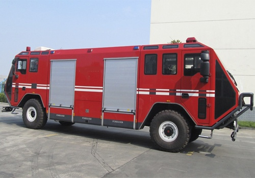 Tunnel Fire Truck
