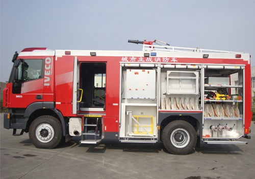 IVECO Fire Truck