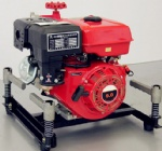 9HP Gasoline Portable Fire Pump