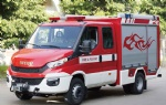 IVECO CAFS Fire Truck